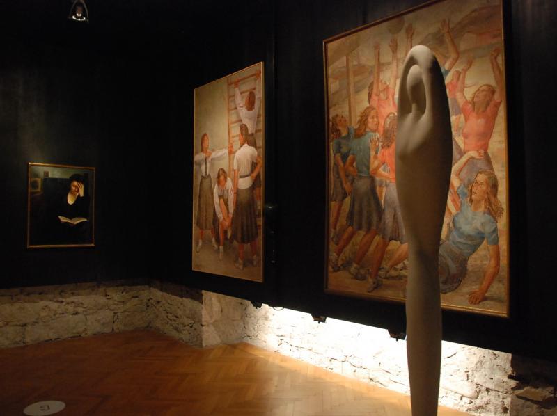 Sala-stella-marina-Museo-Civico-Bolzano