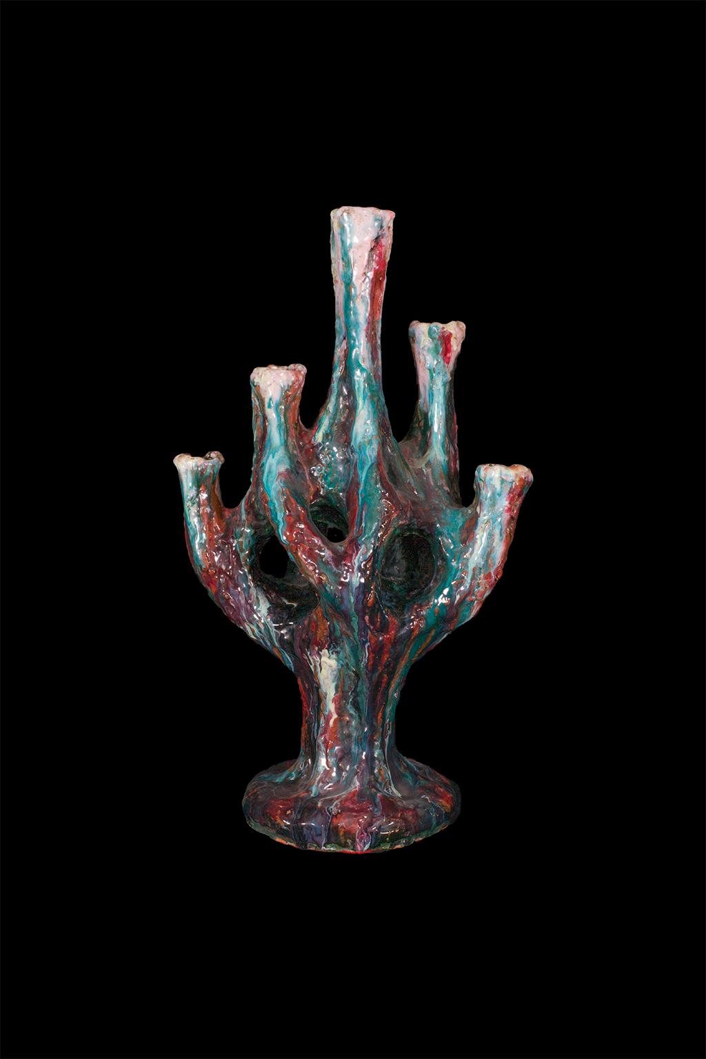 Grande candelabro (La Mano)
