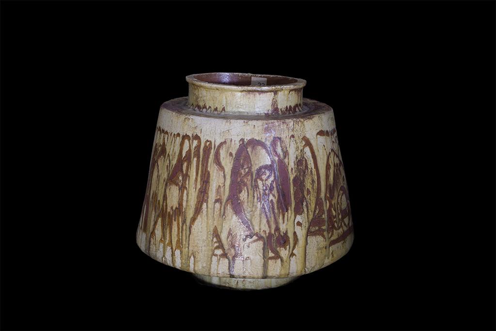 Grande vaso istoriato
