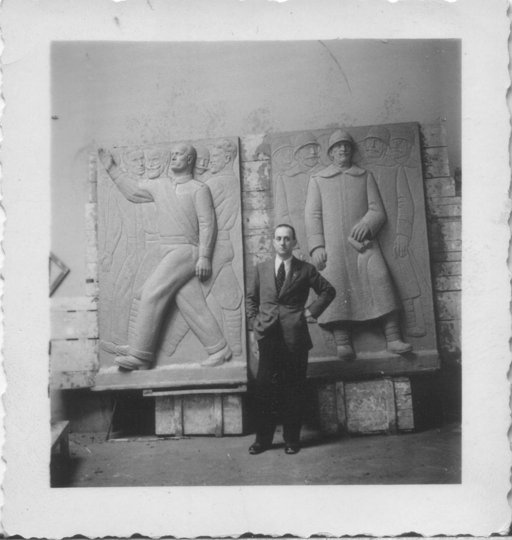 16 Enrico Carmassi Opere Perse