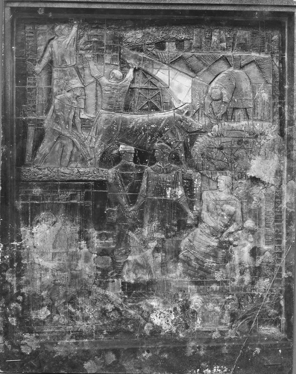 94 Enrico Carmassi opere perse